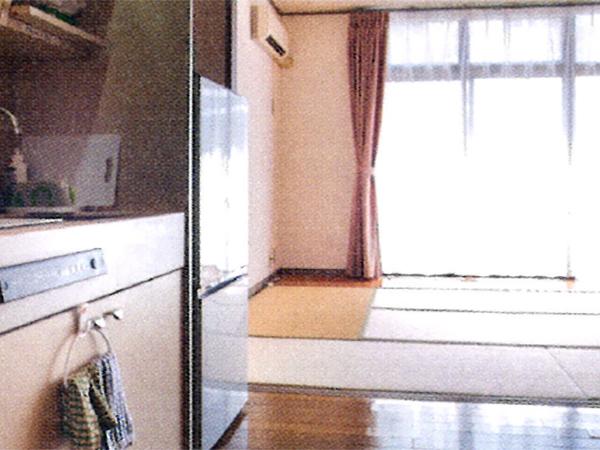 軽費老人ホーム ケアハウス月隈一番館 居室