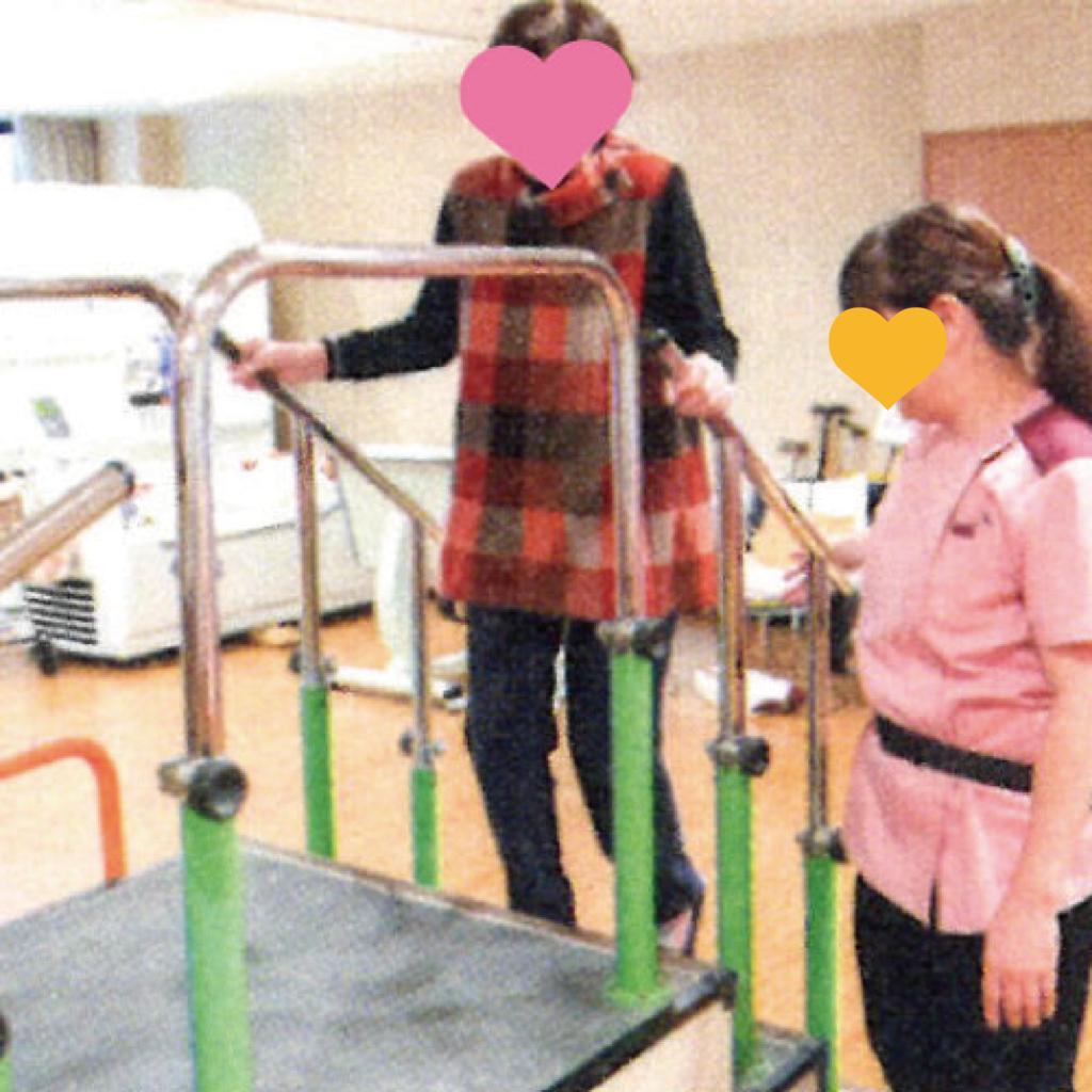 月隈愛心の丘 デイサービスセンターデイルーム 階段